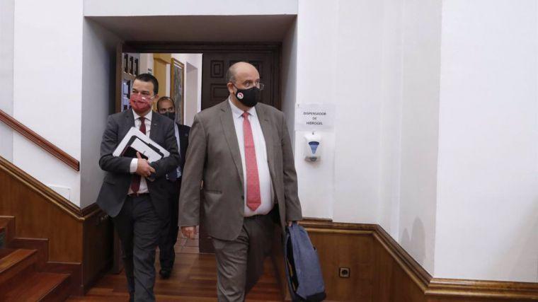 El PSOE pide