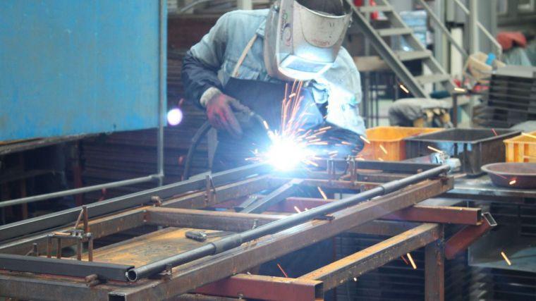 La producción de las industrias de CLM creció un 9% tras sumar dos meses en negativo