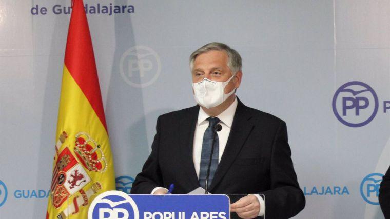 """Cañizares afirma que Europa no pide un """"atraco fiscal"""" como pretenden Page y Sánchez: """"Pide reformas para un futuro de crecimiento y empleo"""""""