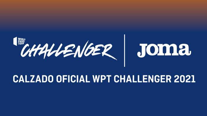 Joma Sport llega a un acuerdo con Ultimate Padel Company (UPC) para patrocinar los WPT Challenger durante las próximas temporadas