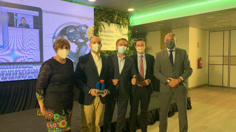 Solulim recibe el Premio al Liderazgo en Soluciones de Higiene Sostenible Alimentaria