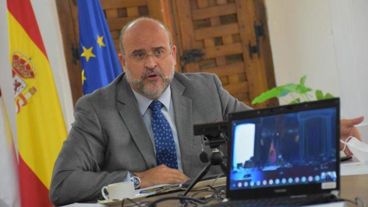La Junta pide aplicar discriminación positiva en el reparto de fondos europeos para zonas afectadas por despoblación