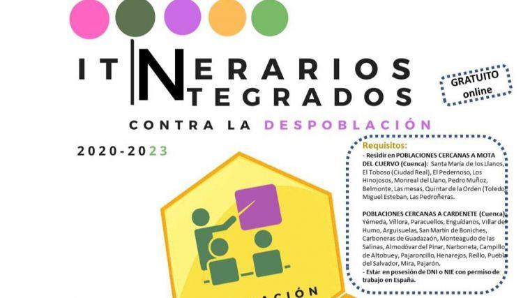 COCEDER comenzará en dos zonas de Cuenca los Itinerarios integrados para luchar contra la despoblación con la colaboración de Pueblos Vivos Cuenca
