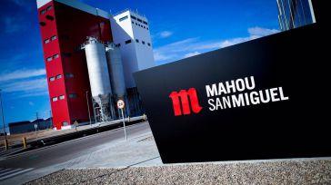 Centro de producción de Mahou San Miguel en Alovera.