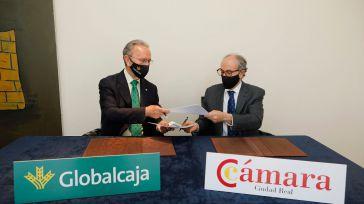 Globalcaja y la Cámara de Comercio de Ciudad Real renuevan su compromiso en pro de la formación en internacionalización de las empresas