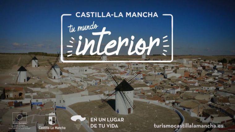 Campo de Criptana, protagonista del nuevo vídeo promocional de Castilla-La Mancha en FITUR 2021