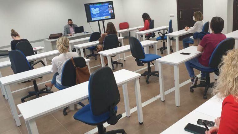 FECIR CEOE-CEPYME cierra el segundo curso de su programa de formación laboral con una jornada sobre protección de datos y ciberseguridad