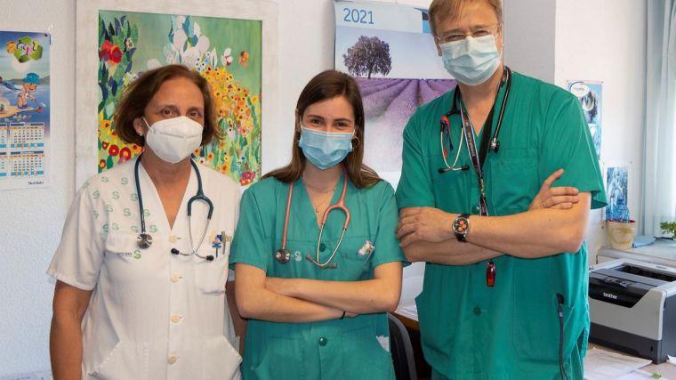 El Hospital de Guadalajara se hace con el premio al mejor caso clínico para residentes de Pediatría de Madrid y Castilla-La Mancha