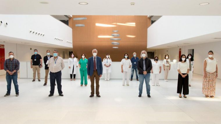 El Hospital Universitario de Toledo acoge desde hoy las consultas externas del servicio de Cardiología