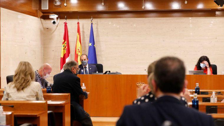 El Proyecto de Ley del Juego inicia su tramitación en las Cortes, mientras el de Creación del Colegio de Ciencias Ambientales culmina el jueves en el Pleno