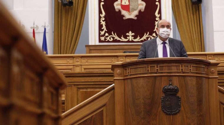 La Junta responde a la enmienda de Cs a la ley de fondos europeos: