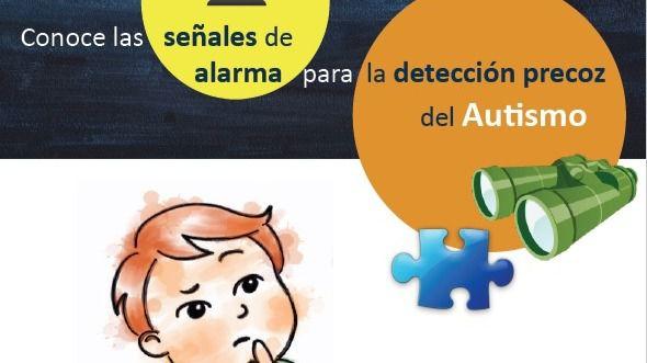 ACEI Cuenca colaborará en la difusión de una campaña dirigida a la prevención precoz el autismo