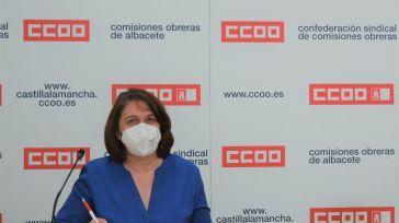 """CCOO Albacete: """"Con cifras laborales más favorables, es momento de abordar los cambios necesarios para resolver problemas estructurales del mercado de trabajo"""""""