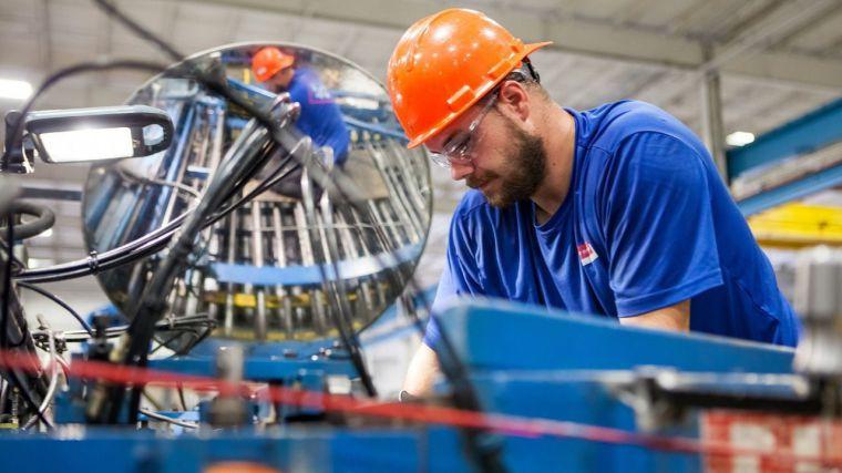 La producción industrial de CLM crece un 34,7% en un mes de abril que deja cifras de récord en todo el país