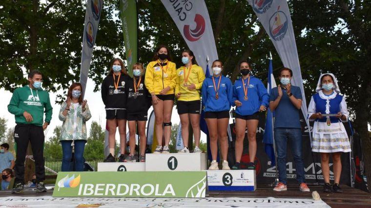 La Diputación de Toledo colabora con la celebración del Campeonato de España de Media Maratón de Piragüismo