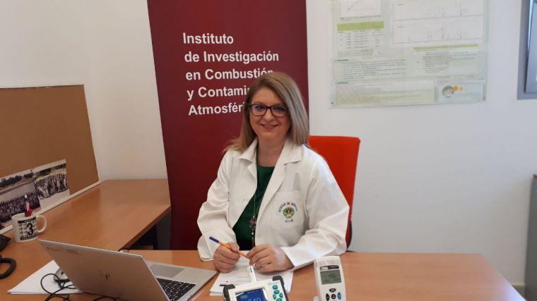 Una profesora de la UCLM participa en el informe del Ministerio de Ciencia sobre equipos para la limpieza del aire y sensores para el control de la COVID