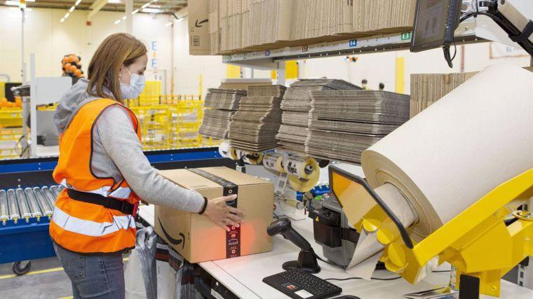 Amazon creará 3.000 nuevos empleos en España en 2021, muchos de ellos en CLM