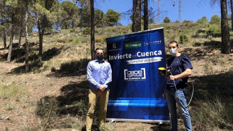 Invierte en Cuenca celebra la puesta en marcha de la empresa de ingeniería forestal, Geforest