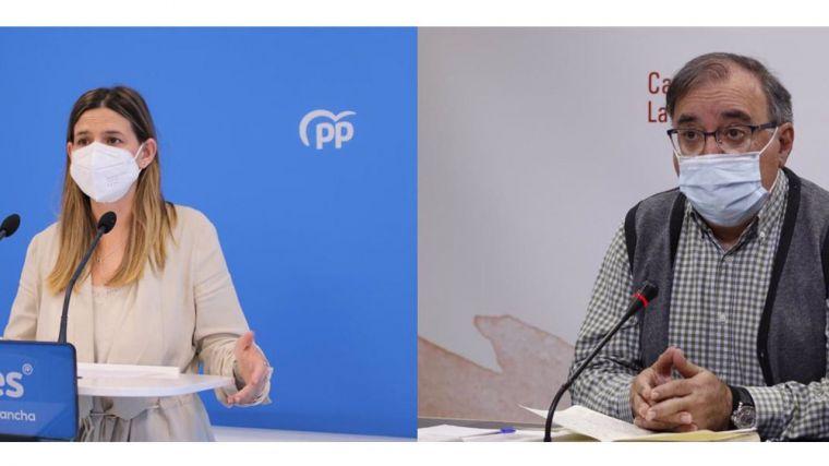 La contienda entre el PP y el PSOE de CLM continúa y se encarniza a cuenta de los indultos y la imputación de Cospedal