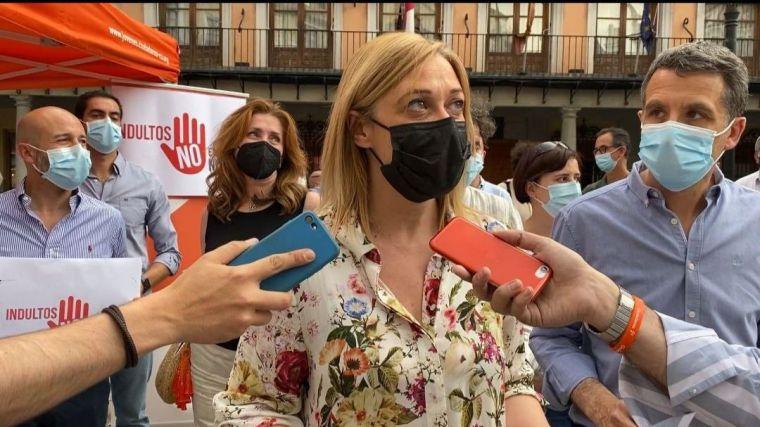 Ciudadanos registra en las Cortes una iniciativa para elevar al Congreso una modificación de la ley de indultos