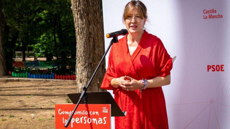 Blanca Fernández asegura que el Gobierno de Castilla-La Mancha cumplirá con sus compromisos a pesar de la pandemia