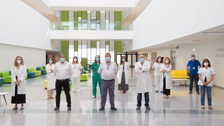 Las consultas del servicio de Cirugía Plástica y Reparadora comienzan la actividad en el nuevo hospital de Toledo
