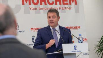 Page anuncia la inminente llegada de otra empresa al Henares y augura que la zona será 'pulmón' del centro de España
