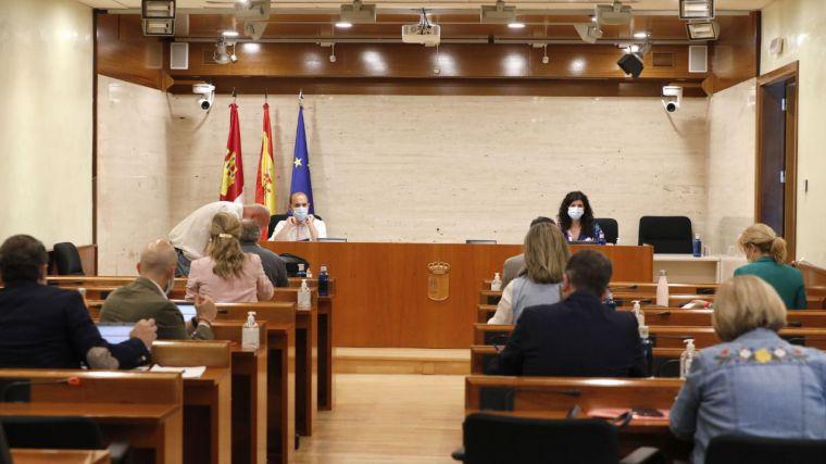 Las Cortes de CLM debaten este jueves sobre los indultos del 'procés' y el auto de la 'Operación Kitchen'