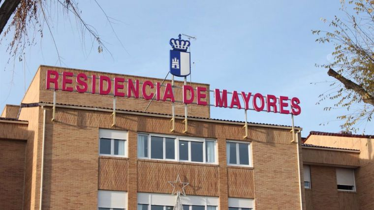 CLM mantiene 11.538 plazas públicas en residencias de mayores y es la segunda comunidad con más tasa de cobertura, un 6,91%