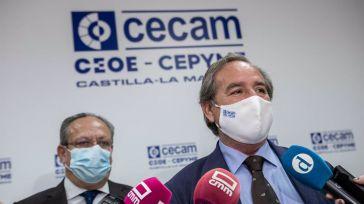 Ángel Nicolás rechaza el trasvase: 'Para poder trasvasar alguien tendría que trasvasarnos'
