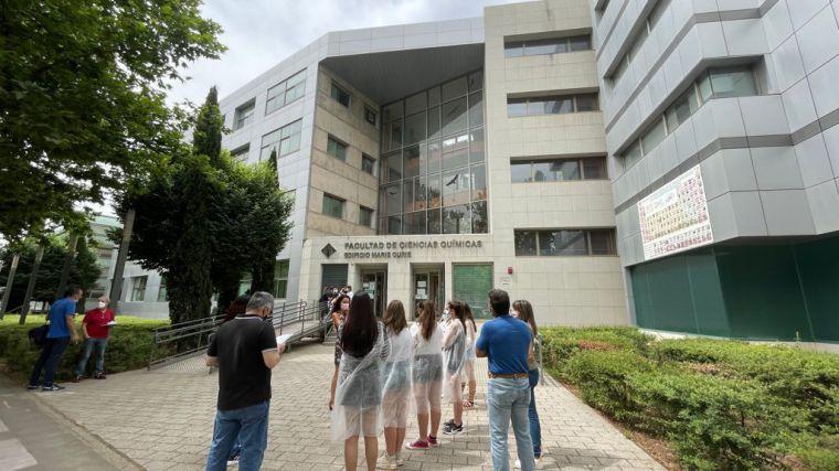 La Facultad de Ciencias y Tecnologías Químicas de la UCLM presenta su oferta académica en unas jornadas de puertas abiertas presenciales