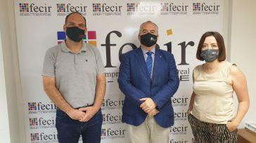 FECIR, CCOO y UGT se reúnen para abordar los convenios colectivos de la provincia de Ciudad Real