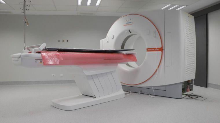 Comienza la instalación del TAC de simulación del servicio de Oncología Radioterápica del Hospital Universitario de Toledo