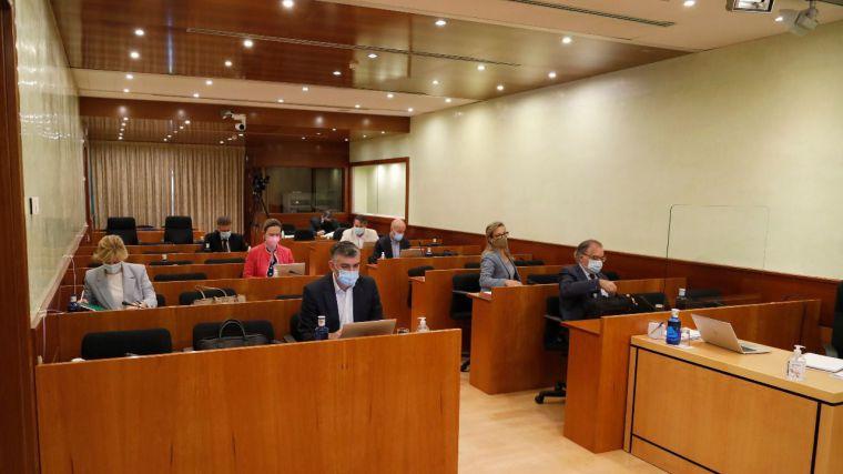 El Pleno debate y vota este jueves el Proyecto de 'Ley de medidas para la gestión de fondos europeos'