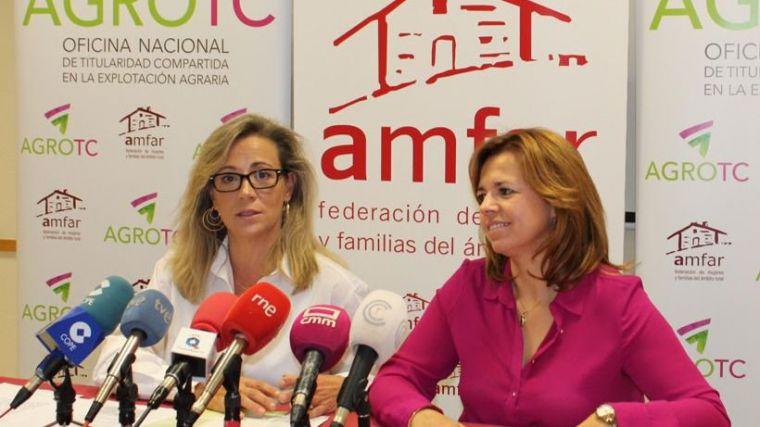 AMFAR señala que la Titularidad Compartida necesita medidas reales para ser una herramienta contra la España vaciada