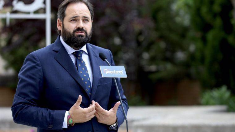 Núñez, en un día 'triste y peligroso' por los indultos, hace 'cómplice' a Page y le acusa de 'frivolizar'