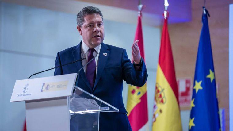 Page asegura que Castilla-La Mancha elaborará su presupuesto para 2022 con los criterios establecidos en la Agenda 2030