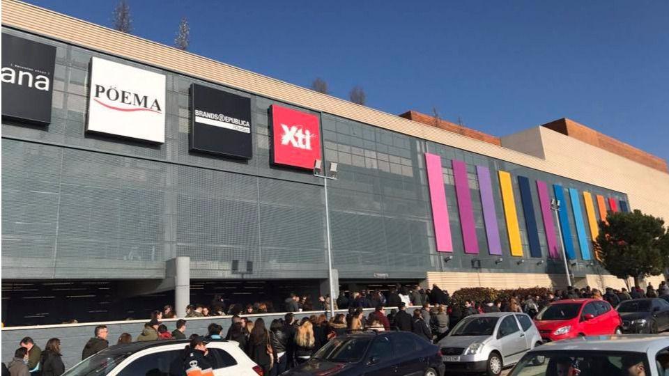 El centro comercial m s grande de espa a abre sus puertas - Centro comercial el maquinista ...