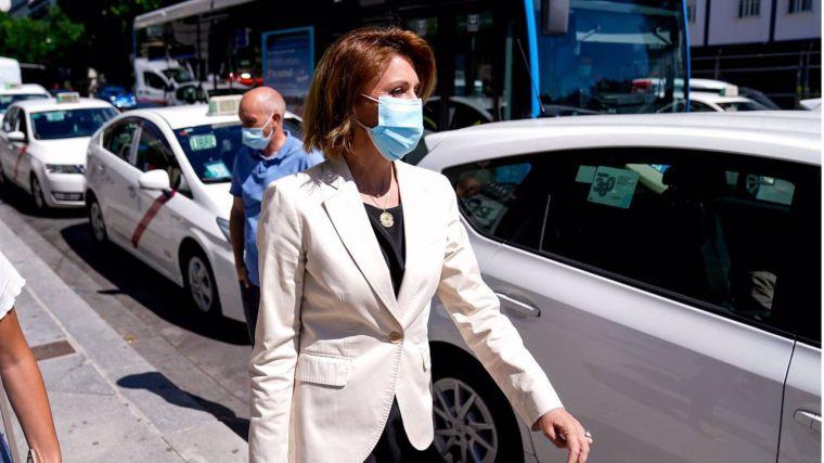 La Junta no descarta modificar la ley del Gobierno para quitarle los privilegios de expresidenta a Cospedal