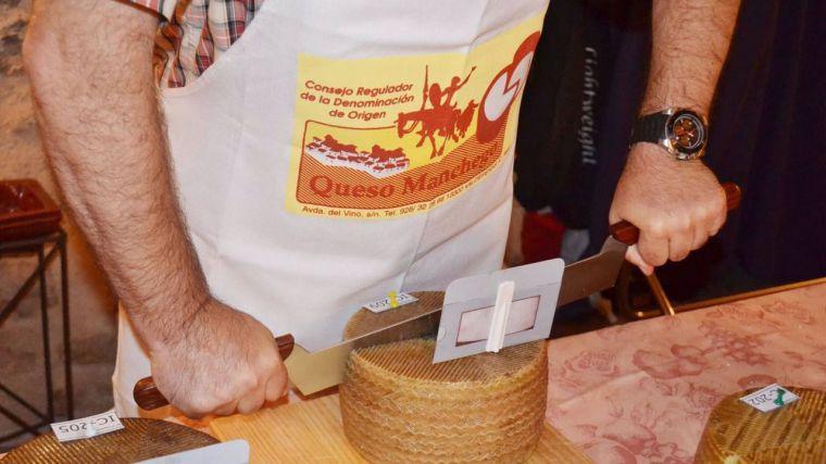 El queso manchego bate recórd de producción en 2020 y prevé un mejor escenario para 2021