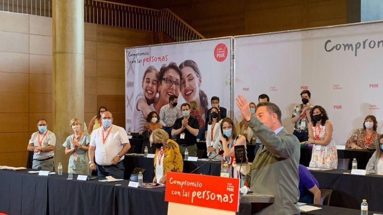 El PSOE de C-LM se muestra