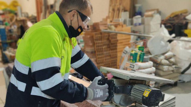 La construcción incrementa su actividad en CLM y ya trabaja en un 45% más de proyectos que antes de la pandemia