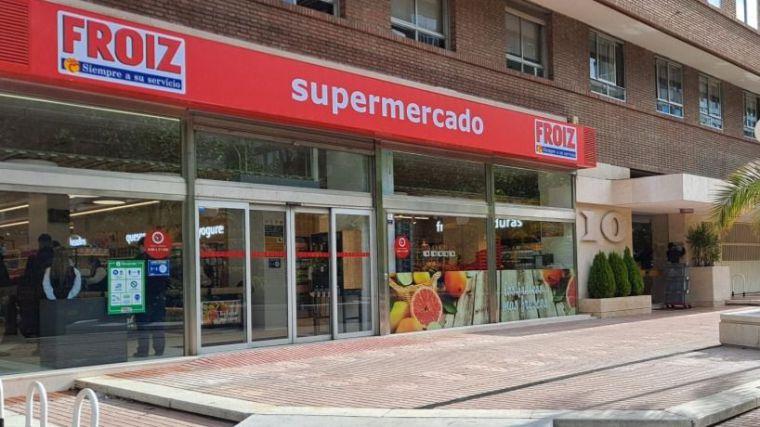 Froiz abrirá más supermercados en CLM con la venta de tiendas de Carrefour