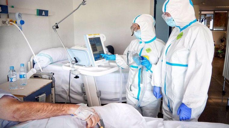 Un fallecido y 841 contagios de coronavirus, balance del fin de semana en CLM