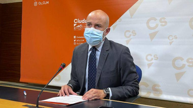 Cs pedirá en las Cortes que la Junta haga público el informe que recomienda no dedicar el Hospitalito a la tercera edad