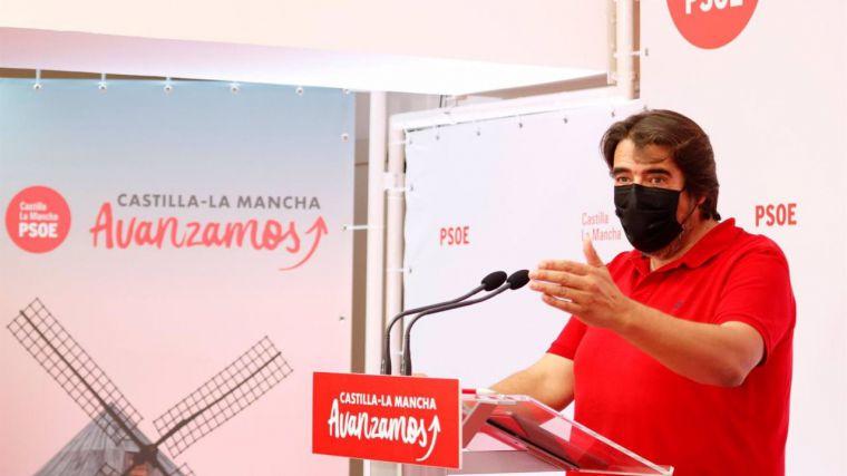El PSOE afea al PP por no reconocer los 'buenos datos' de Castilla-La Mancha