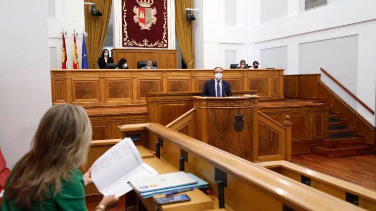 La Ley del Juego de Castilla-La Mancha sale adelante con apoyo de PSOE y Ciudadanos y la abstención de PP