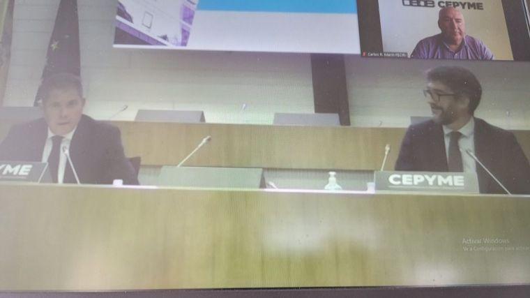 El presidente de FECIR aboga por la unidad empresarial en la Asamblea General de CEPYME