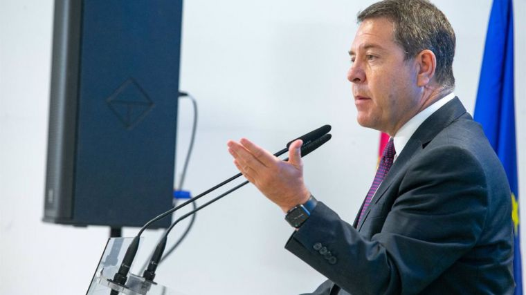 García-Page anuncia la llegada de 98 millones del Estado para recuperación turística de la región