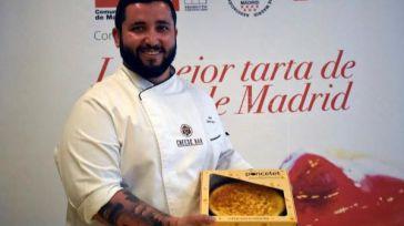 Un talaverano se alza con el premio a la 'Mejor Tarta de Queso de Madrid'